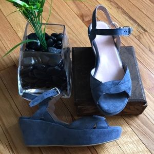 Platform Sandals Straps Casual Work Cocktail Party